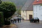 """Durchs Haigerlocher """"Haag"""" zur ehemaligen Synagoge"""