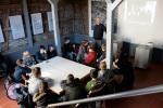 Erster Besuch im Heimatmuseum Bisingen am 27.11.2008