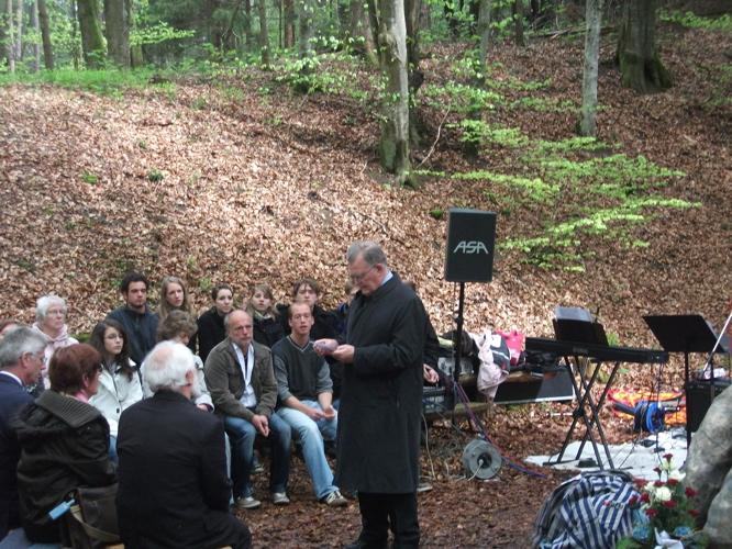 Gedenkveranstaltung KZ-Lager Eckerwald - 09. Mai 2010 (3/6)