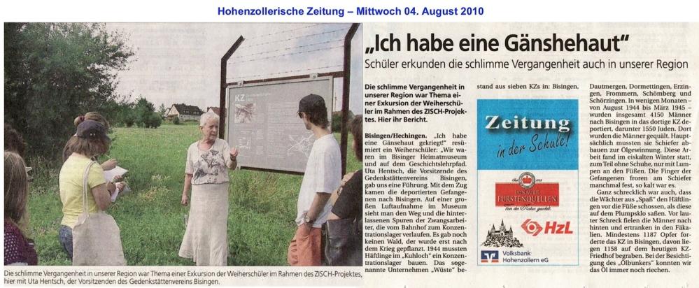 Schüler-Aktion im Kuhloch/Exkursion der Weiher-Schule Hechingen (6/6)
