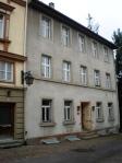 Ehemalige Jüdische Schule, Wohnung des lehrers und Rabbinatsverwesers Gustav Spier sel.A.