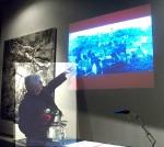 Vortrag-Helmut Gabeli, Haigerloch im Heimatmuseum Bisingen/05.11.2010