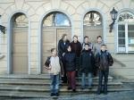 """Vor der """"Alte Synagoge"""" Hechingen"""