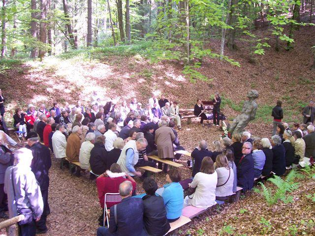 Gedenkfeier in Eckerwald am Sonntag 08. Mai 2011 (4/6)