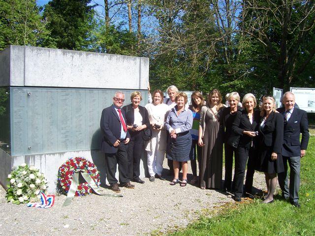 Gedenkfeier in Eckerwald am Sonntag 08. Mai 2011 (1/6)