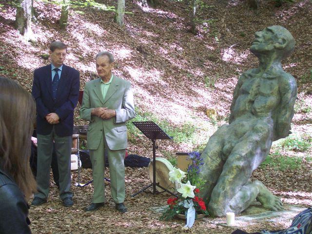 Gedenkfeier in Eckerwald am Sonntag 08. Mai 2011 (2/6)