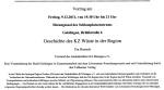 """Geislingen Vortrag Unternehmen """"Wüste"""" -Gedenkstätten KZ Bisingen"""