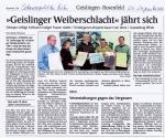 Schwarzwälder Bote 01.12.2011