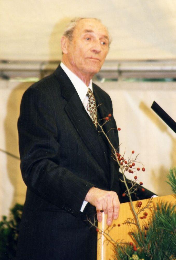 Nachruf zum Tod von Isak Wasserstein - München am 05. Januar 2012 (6/6)