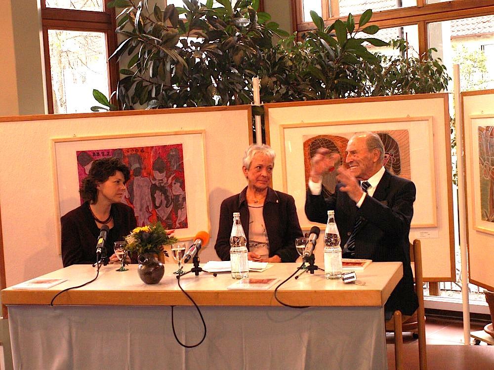 Nachruf zum Tod von Isak Wasserstein - München am 05. Januar 2012 (4/6)