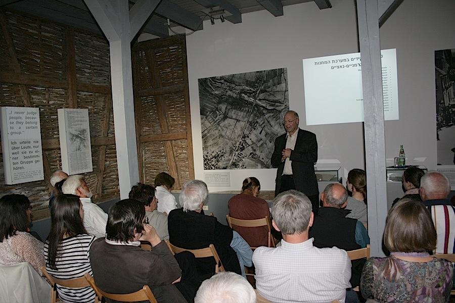 Prof. Dr. Gideon Greif: Auschwitz