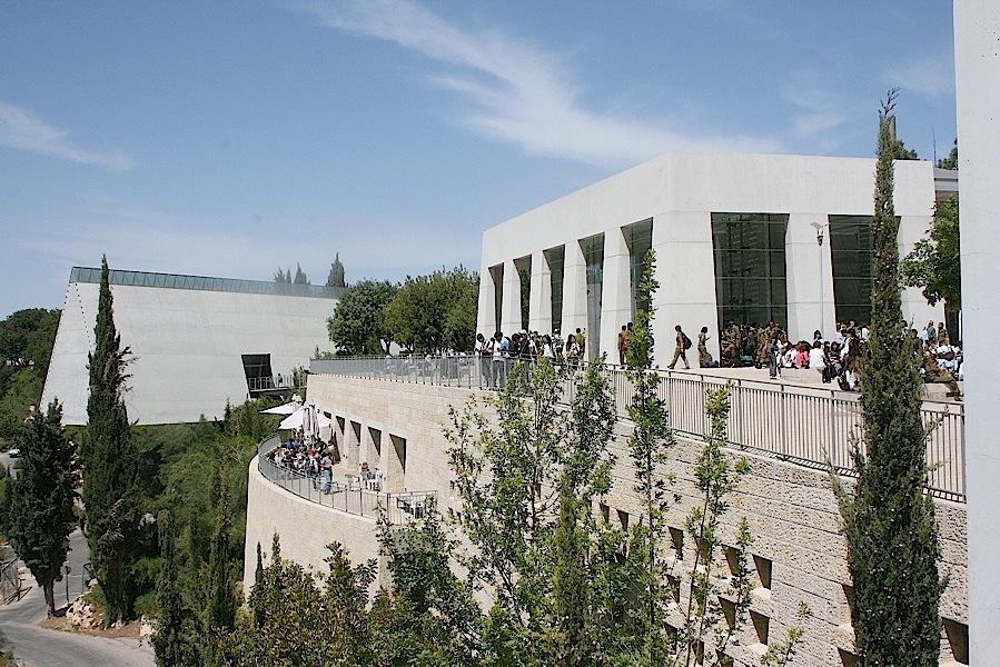 Yad Vashem - Aufgaben/Ziele/Visionen - Vortrag von Arik Rav-On beim Verein