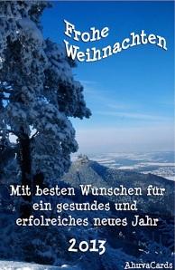 Weihnachtsgruß blog Verein