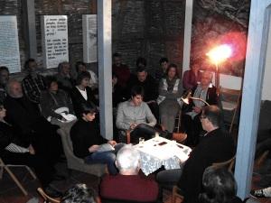 27. Januar 2013-Heimatmusuem Bisingen-Lesung