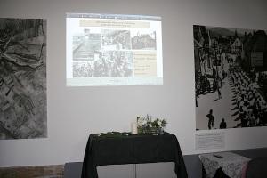 27.01.2013 Deko im Heimatmuseum Bisingen