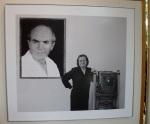 18-BESA Vesel und Fatime Veseli; ihr Sohn Refik Veseli - Bild