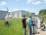 AG Spurensuche 046-16. Mai 2013 Geschichtslehrpfad Bisingen -2