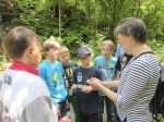 AG Spurensuche 16. Mai 2013 Geschichtslehrpfad Bisingen -6