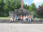 AG Spurensuche IMG_0087-13. Juni 2013 KZ-Friedhof Bisingen -2