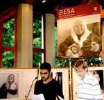 BESA-Vernissage 05.07.2013 Bisingen -Lesung