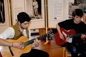 BESA-Vernissage 05.07.2013 Bisingen Musik 1