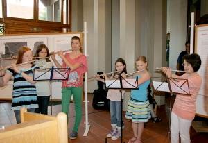 BESA-Vernissage 05.07.2013 Bisingen Musikschule