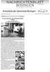 Bisinger Amtsblatt 12