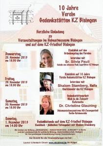 Plakat:flyer 10jähriges 11:2013