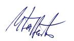 Unterschrift - Uta für Mails