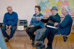 Verein Gedenkstäten KZ Bisingen Waldorfschule Frommern Zeitzeuge S. Stamberg 28.11.2013 -3