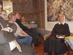Verein Gedenkstätten KZ Bisingen 10jähriges Abendveranstaltung 29.11.2013 Sr. Silvia Pauli -6