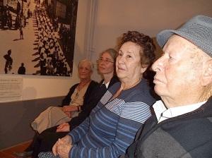 Verein Gedenkstätten KZ Bisingen 10jähriges Abendveranstltung 28.11.2013 mit Schwetsr Silvia Pauli -2