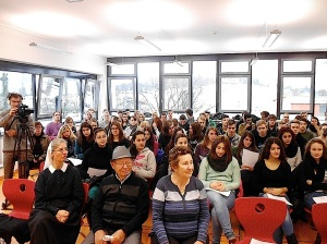 Verein Gedenkstätten KZ Bisingen 10jähriges Bisinger Schulen 29.11.2013 -2