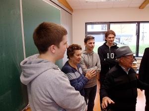 Verein Gedenkstätten KZ Bisingen 10jähriges Bisinger Schulen 29.11.2013 -9