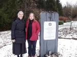 Verein gedenkstätten KZ Bisingen 10jähriges Dr. Chr. Glauning&Sr. Silvia Pauli 30.12.2013 -3
