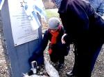 Verein Gedenkstätten KZ Bisingen 10jähriges KZ-Friedhof 1.12.2013  -2