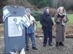 Verein Gedenkstätten KZ Bisingen 10jähriges Kz-Friedhof Bisingen 1.12.2013 - Kaddisch -*bersetzung -11