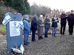 Verein Gedenkstätten KZ Bisingen 10jähriges  KZ-Friedhof Bisingen 1.12.2013 Lesung-Schülerbriefe -7 jpg