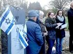 Verein Gedenkstätten KZ Bisingen 10jähriges KZ-Friedhof Bisingen 1.12.2013 lesung Schülerbriefe -8