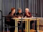 Verein Gedenkstätten KZ Bisingen 10jähriges -S. Stamberg im  Gymnasium Ebingen 27.11.2013 -2