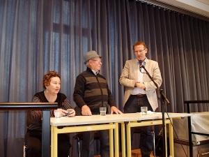 Verein Gedenkstätten KZ Bisingen 10jähriges S.Stamberg im Gymnasium Ebingen 27.11.2013 -4