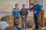 Verein Gedenkstätten KZ Bisingen 10jähriges Waldorfschule Frommern Zeitzeuge S. Stamberg 28.11.2013 -16