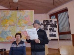 Verein Gedenkstätten KZ Bisingen 10jähriges Waldorfschule Frommern Zeitzeuge S. Stamberg 28.11.2013 -2