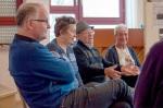 Verein Gedenkstätten KZ Bisingen 10jähriges Waldorfschule Frommern zeitzeuge S. Stamberg 28.11.2013 -6