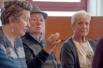 Verein Gedenkstätten KZ Bisingen 10jähriges Waldorfschule Frommern Zeitzeuge S. Stamberg 28.11.2013 -7