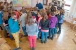Verein Gedenkstätten KZ Bisngen 10jähriges Waldorfschule Frommern Zeitzeuge S. Stamberg 28.11.2013 -14