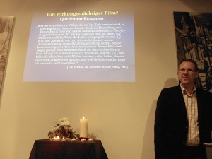 Internat. Holocaust Gedenktag 2014 Gedenkstätten KZ Bisingen e.V. -7