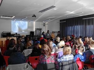 Holocaustgedenkstunde Realschule Bisingen 28.01.2014 -1