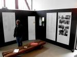 Riehen 1.3.2014 - Ausstellung im ehemaligen Stall