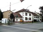 Riehen 1.3.2014 - Bahnhof heute